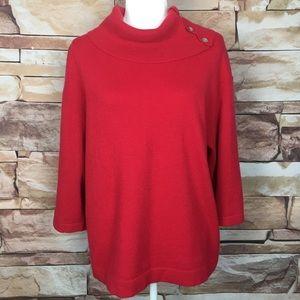 Jones New York   Cashmere Sweater